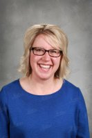 Photo of Mrs. Besch, Elementary School Counselor